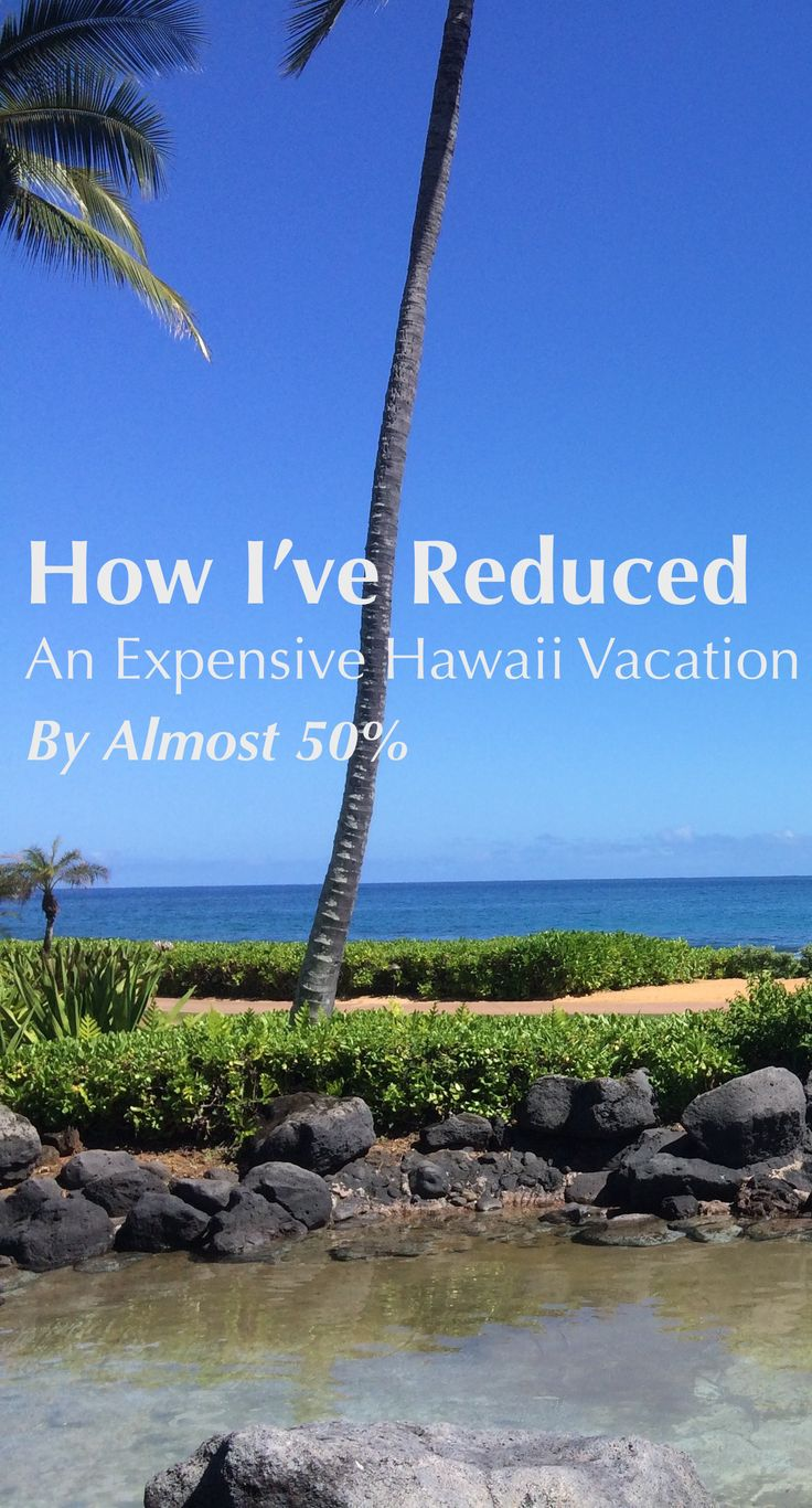 Going on vacation can sometimes get pretty expensive. Have a look at how I reduced my Hawaii vacation expenses by almost 50% by just using something we all have access to every day. A credit card and its perks. Enjoy!