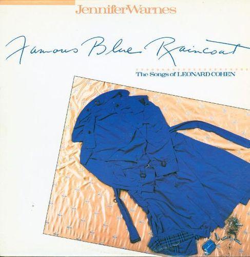 Famous Blue Raincoat: The Songs of Leonard Cohen [LP] - Vinyl