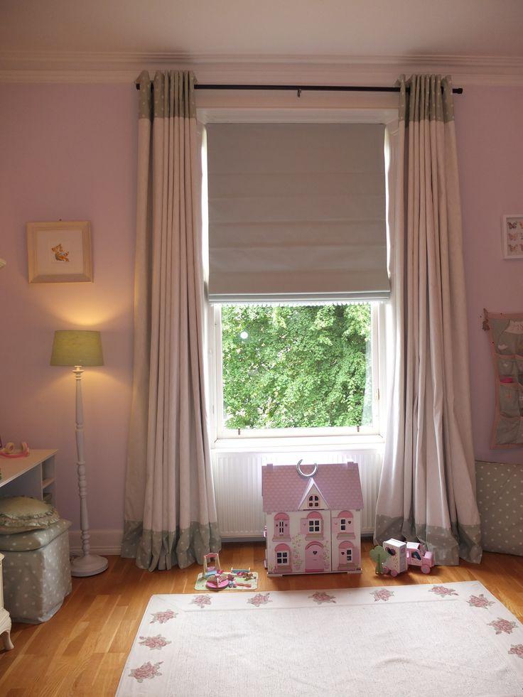 gardinen mintgr n. Black Bedroom Furniture Sets. Home Design Ideas