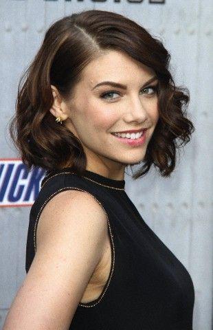 Lauren Cohen as Maggie from The Walking Dead