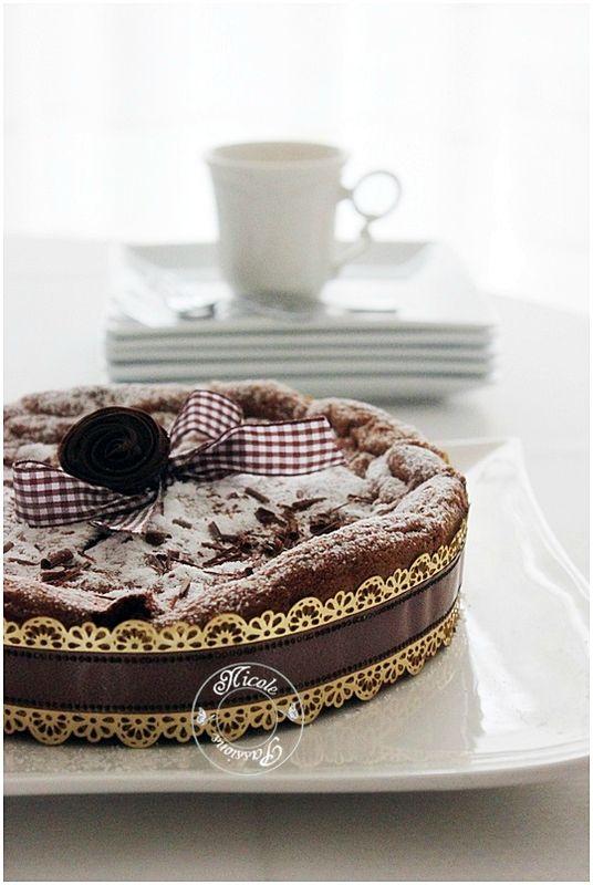 Un gâteau au chocolat extra et sans beurre...........