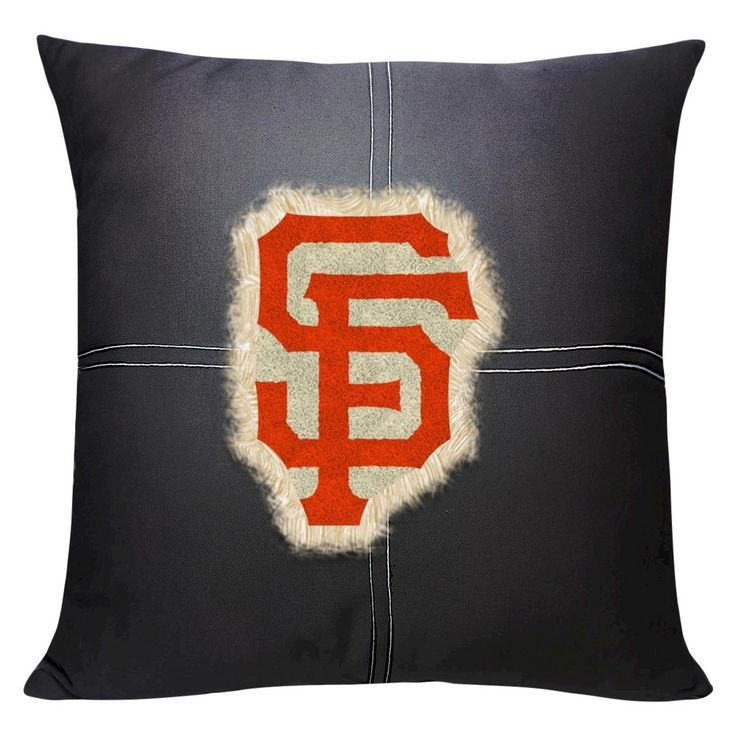 Decorative Pillow MLB MLB Giants Multi-colored