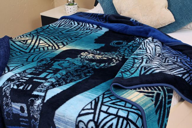 Sesli Textiles Protea Blankets Various colours to choose from