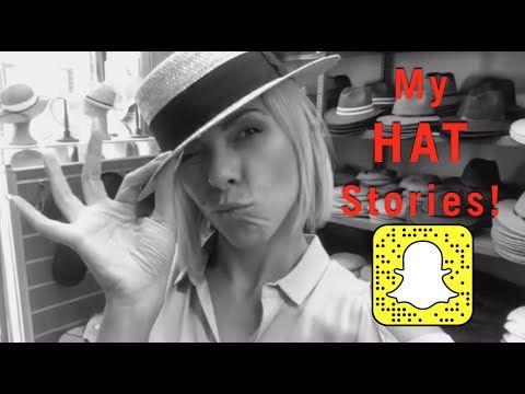 Που θα βρεις το καλύτερο καπέλο! (My Snapchat Stories)