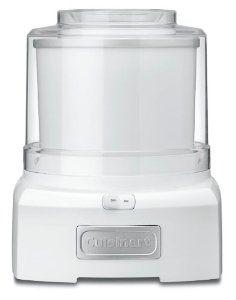 Amazon.com: Cuisinart ICE-21 Frozen Yogurt-Ice Cream & Sorbet Maker, White: Kitchen & Dining. 69.00
