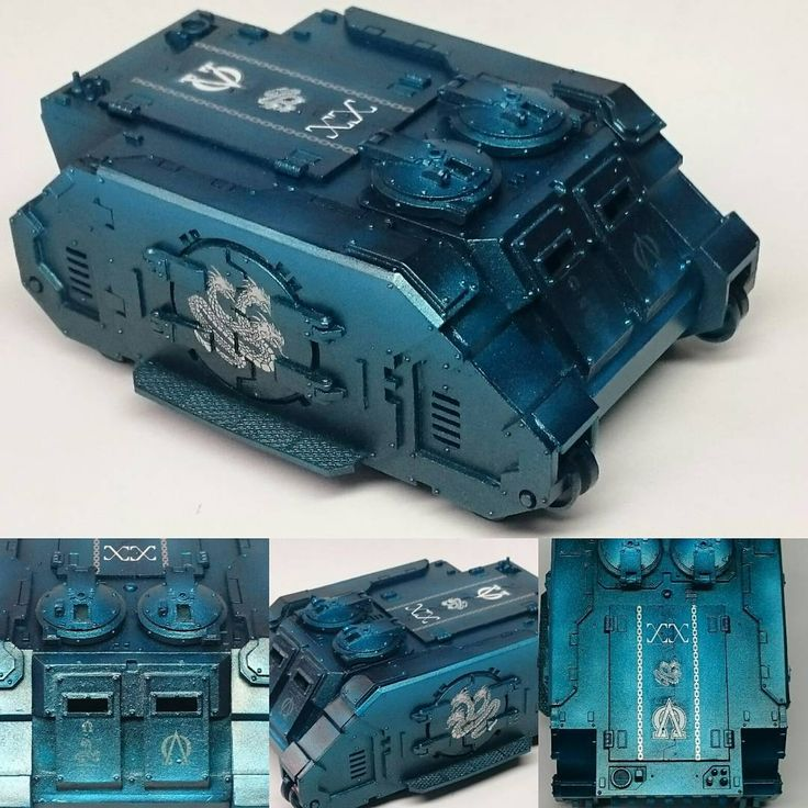 Chaos space marines rhino alpha legion #40k #wh40k #wellofeternity #csm…