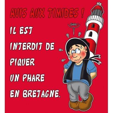 Bretagne - JaimeMonTShirt