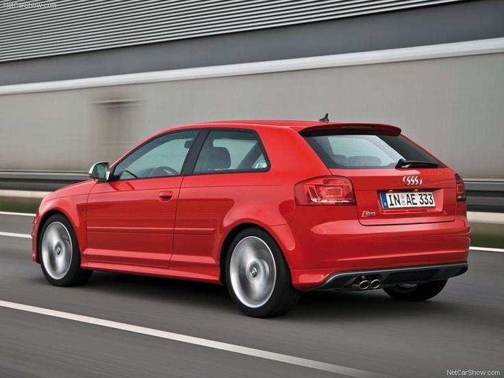 2013 Audi S3 four-cylinder engine