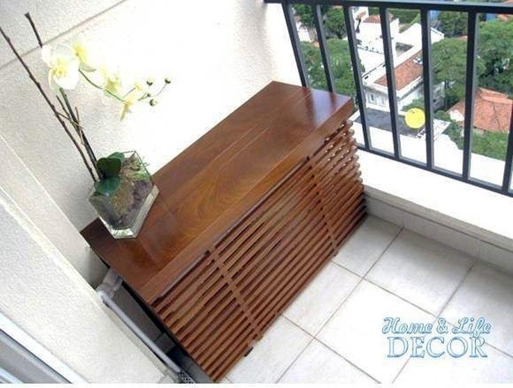 como esconder a caixa do ar condicionado PARTE EXTERNA - Pesquisa Google