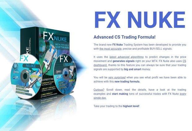 R095 Fxnuke System No Repaint Mt4 Com Imagens