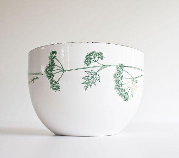 Vintage Scandinavian Modern Finel Arabia of Finland Bowl