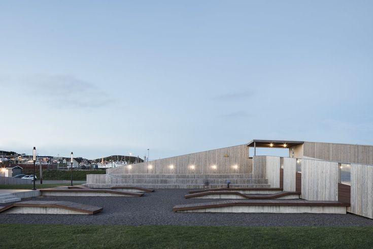 Gallery of place des gens de mer bourgeois lechasseur for Place landscape architecture