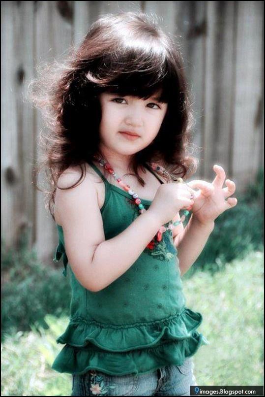 Little, girl, cute, kid,
