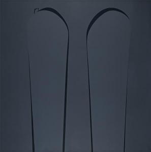 Ian Davenport - Poured Lines: Mixed Greys And Black    Original 1993