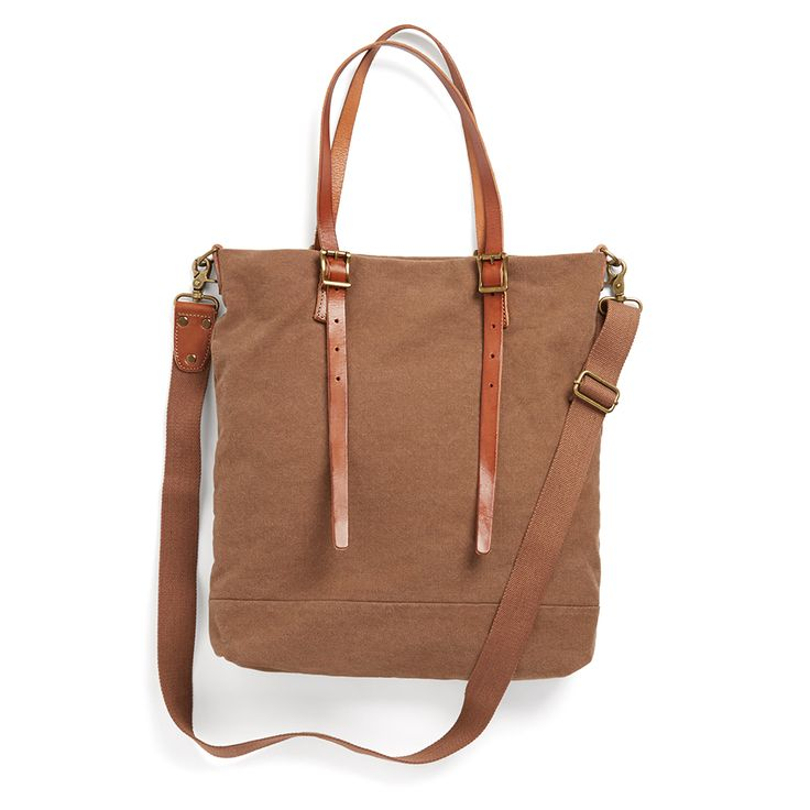 Stitch Fix Summer Accessories | Clayton Canvas Tote Bag