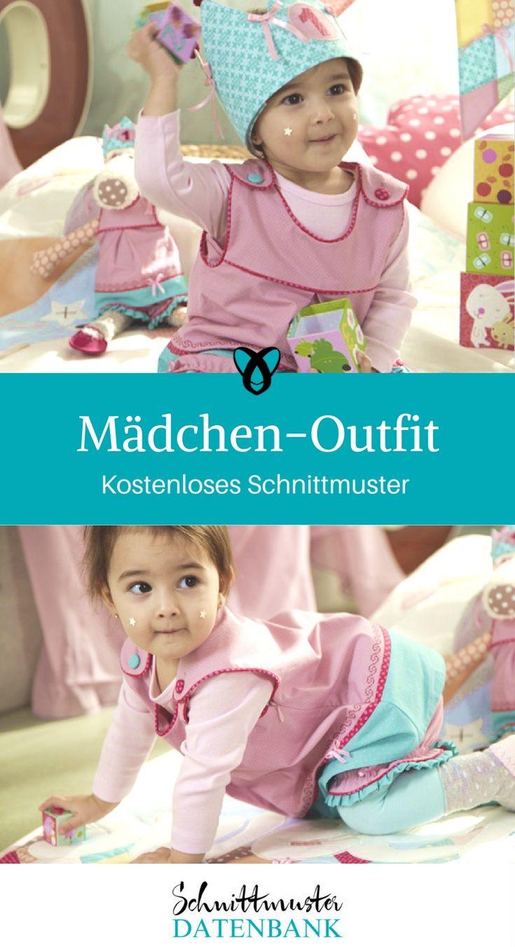 476 best Schnittmuster für kindersachen images on Pinterest | Baby ...