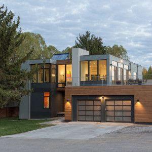 NK House By Flow. Prefabricated HomeModern ...