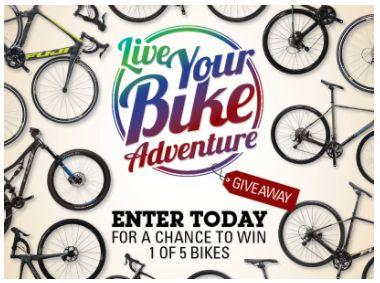 Performance Bicycle - Win 1 of 5 Fuji 2017 Bikes - http://sweepstakesden.com/performance-bicycle-win-1-of-5-fuji-2017-bikes/