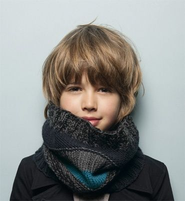 How to Cut Children's Hair - lots of tips and links to info about hair