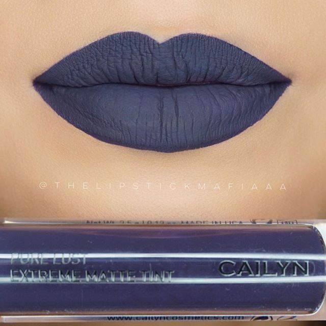 @cailynmakeup Pure Lust Extreme Matte Tint shade 16 CORRUPTIONIST