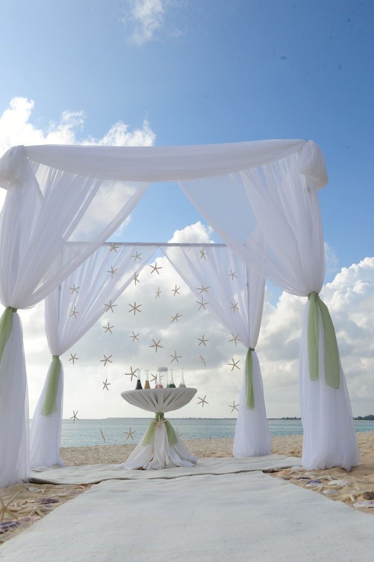 Canopy For A Beach Wedding If You Want The Best Officiant Your Outer Banks