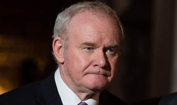 BREAKING NEWS: Martin McGuinness to resign as Northern Irelands Deputy First Minister
