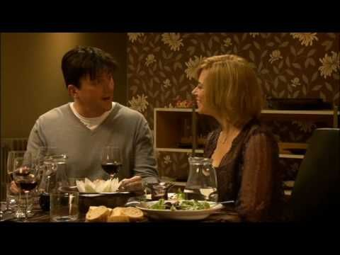 Peter Serafinowicz - The couple who never argue.