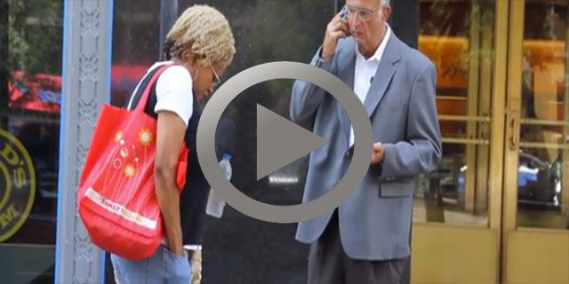 The REAL Homeless Man Experiment,,homeless-experiment
