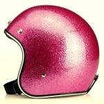 Pink Helmet - also to go with te vespa
