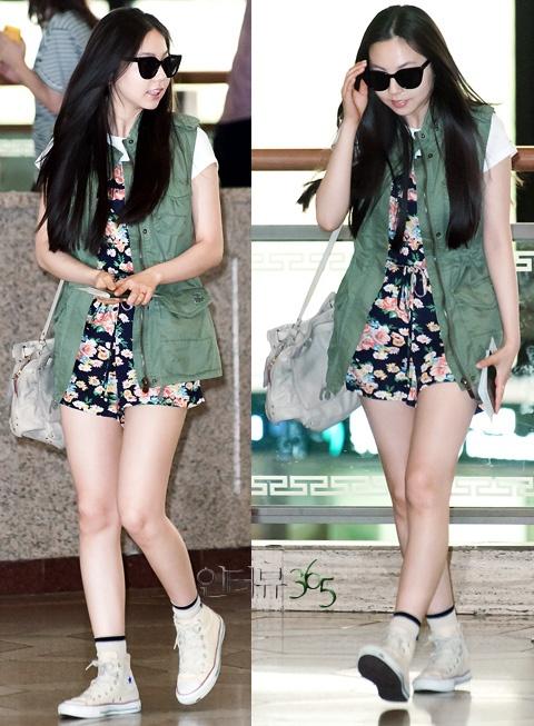 Wonder Girls' Sohee Inspiring Fashion