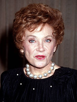 Estelle Getty (1923-2008.) The best loved Golden Girl, she spent years performing in local theater groups before making the leap to Broadway in Torch Song Trilogy. Hollywood beckoned and soon she was lighting up the small screen on NBC's mega hit The Golden Girls. Her timing and her delivery of dialogue was exquisite. An original, she was a scream. RIP.