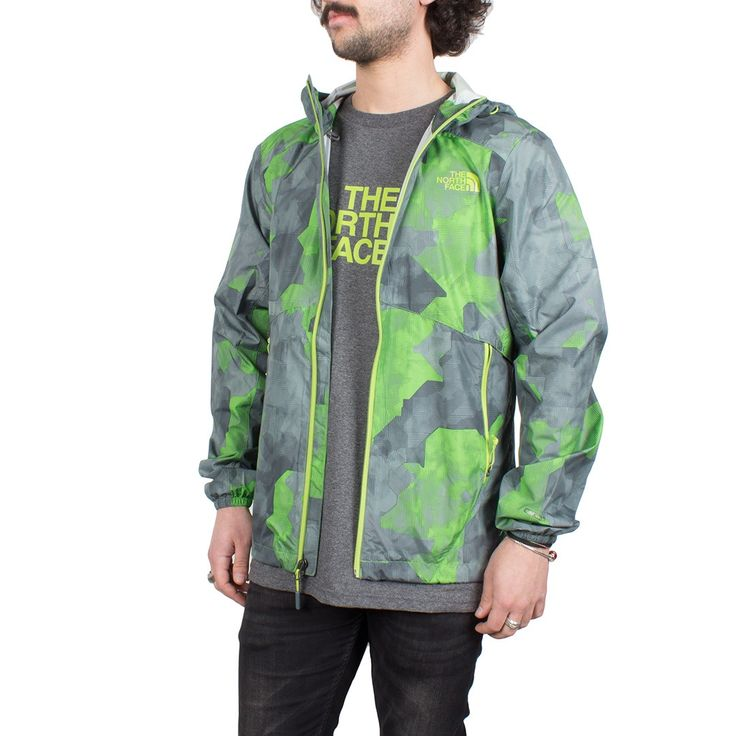 Giacca a vento uomo The North Face Flyweight Hoodie