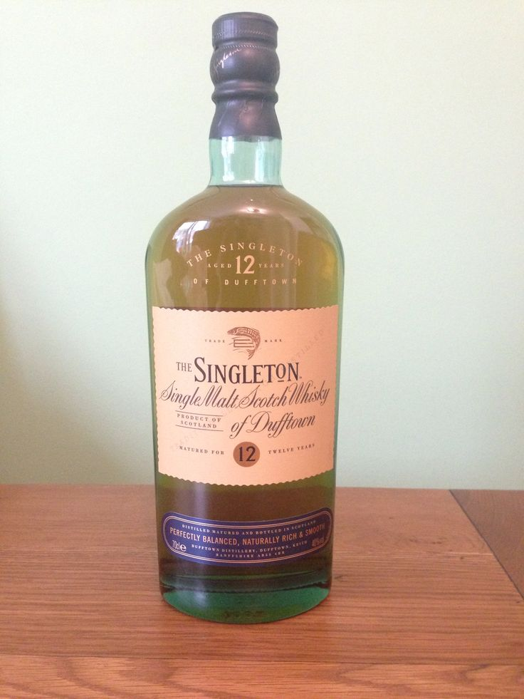 Singleton - Aged 12 Years - Single Malt