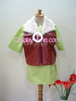 Lockon Stratos Cosplay Costume from Mobile Suit Gundam front by Cosplay1
