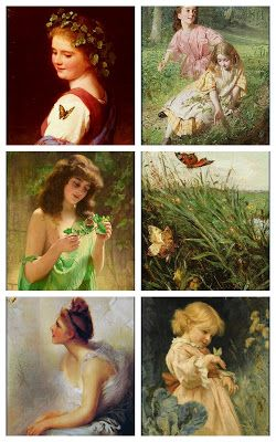 Magic Moonlight Free Images: COLLAGE Images for You! Free images for You to use in Your Art!