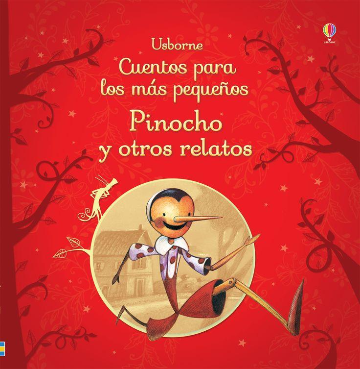 Toda la familia adorará este precioso libro de tapas duras con cinco cuentos clásicos que han cautivado a generaciones enteras de lectores, entre ellos la entrañable historia de Pinocho.  #libros #libro #librosinfantiles #cuentos #historias #niños #paraniños #relatos #pinocho