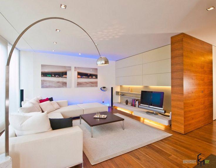 Оптимальное оформление зала в 20 кв.м