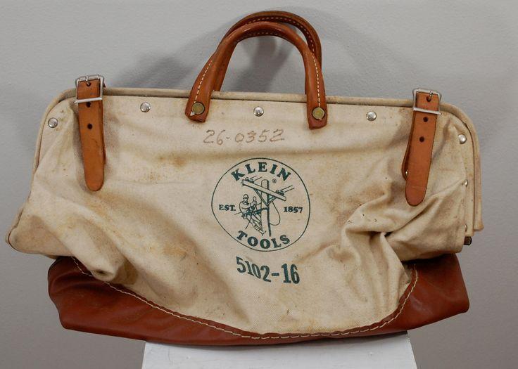 Best 25  Klein tool bag ideas on Pinterest | Leather tool kits ...