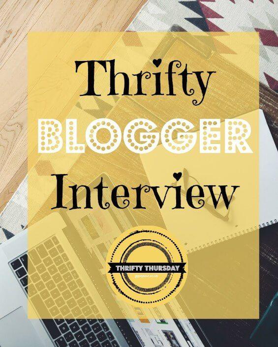 Thrifty Blogger Interview (scheduled via http://www.tailwindapp.com?utm_source=pinterest&utm_medium=twpin&utm_content=post123950483&utm_campaign=scheduler_attribution)