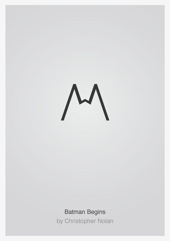 typographie affiche film 01 Affiches typographiques de films  design bonus