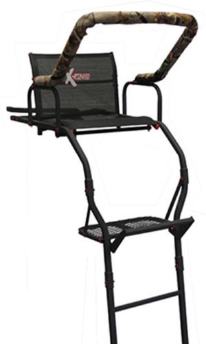 Tree Stands 52508: X-Stand The Lookout 17 Two Man Ladder Stand Treestand -> BUY IT NOW ONLY: $217.93 on eBay!