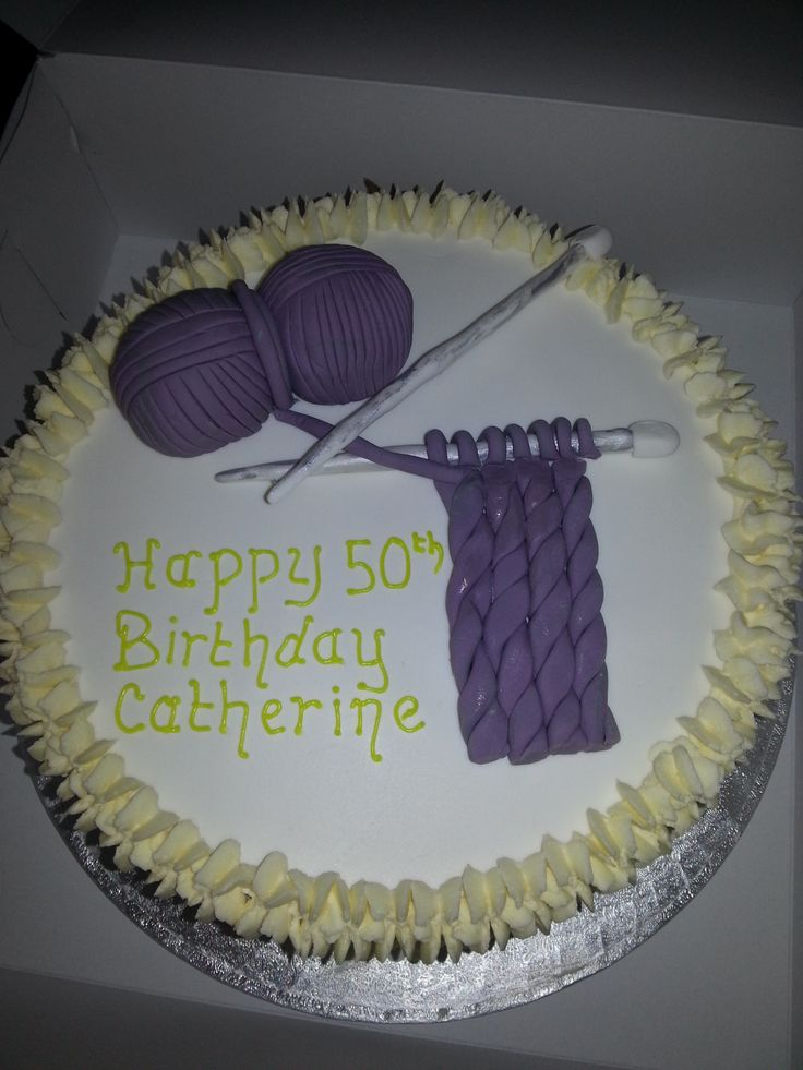 Knitting Cake Designs : Best images about knitting cakes on pinterest