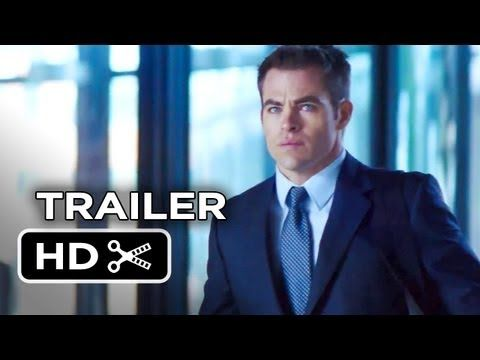▶ Jack Ryan: Shadow Recruit Official Trailer #1 (2013) - Chris Pine Movie HD - Jack Ryan, as a young covert CIA analyst, uncovers a Russian plot to crash the U.S. economy with a terrorist attack.
