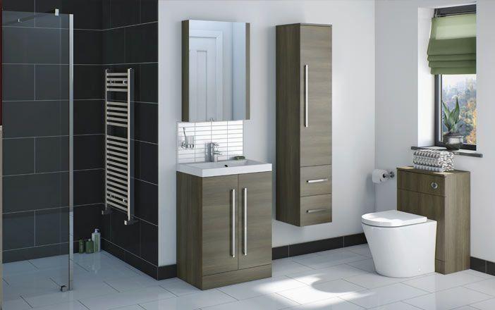 Drift Walnut Bathroom Furniture Https Victoriaplum Com