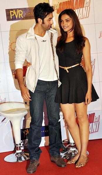 Yeh Jawaani Hai Deewani trailer launch #Deepika Padukone and Ranbir Kapoor
