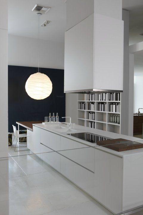 #architecture #design #interiors #kitchen #style #white #Modern - From Poliform