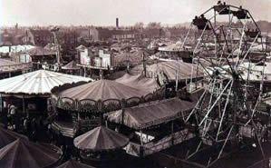Hull Fair 1951