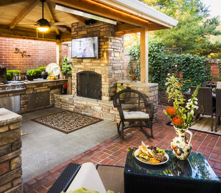 213 Best Images About Outdoor Kitchen Ideas On Pinterest: 1073 Best Outdoor Kitchens Images On Pinterest