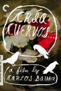 Cría cuervos / HU DVD 8588 / http://catalog.wrlc.org/cgi-bin/Pwebrecon.cgi?BBID=8921224