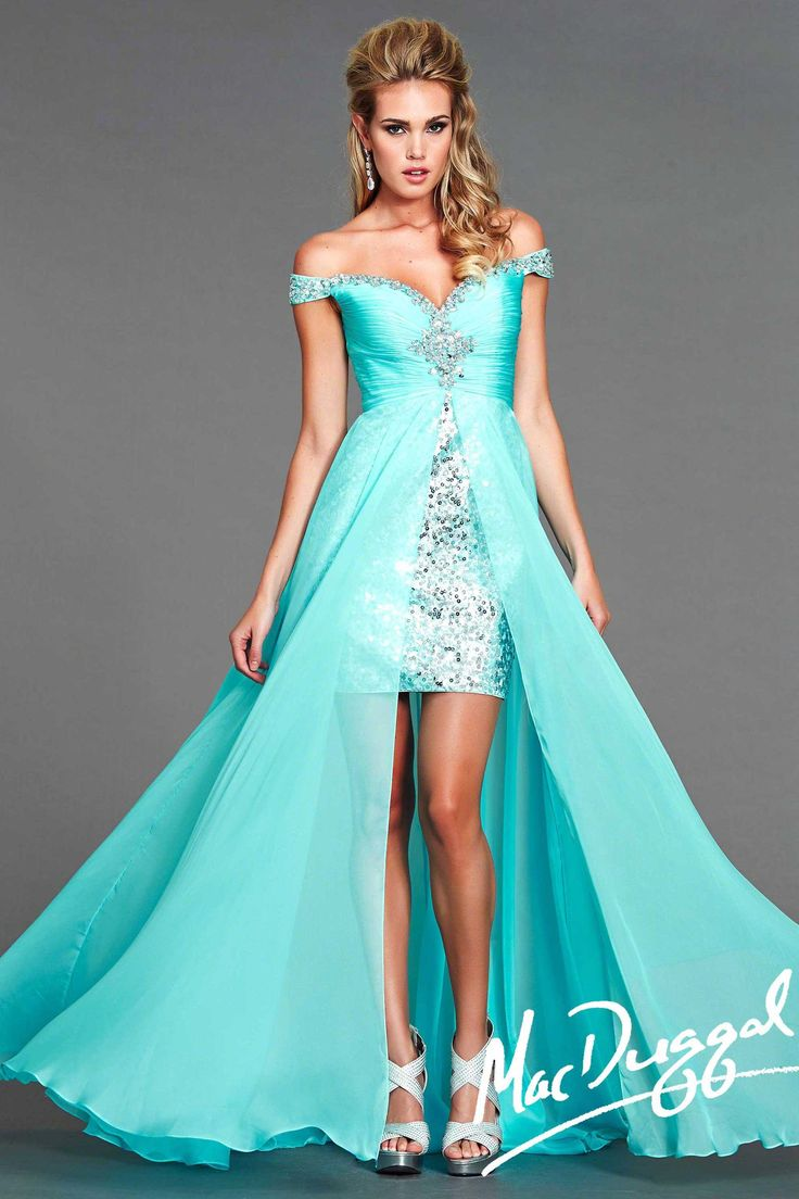 19 best High/Low Prom Dresses images on Pinterest | Party wear ...